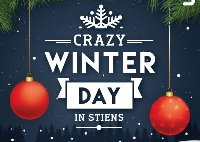 Crazy Winterday Stiens